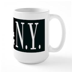 I Hate New York Mug