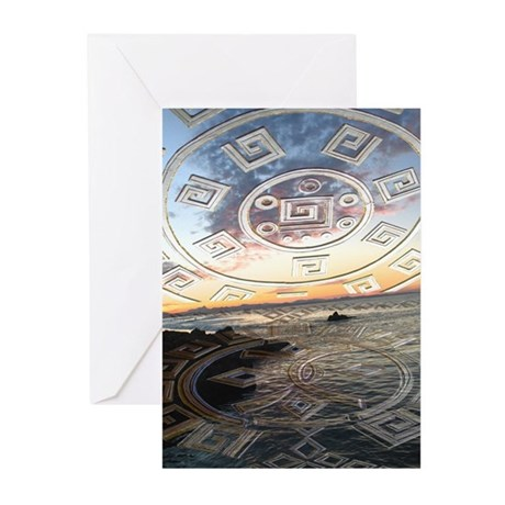 light key activator. Greeting Cards (Pk of 10)