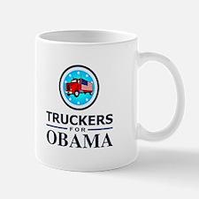 Truckers for Obama Mug