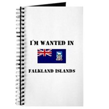 I'm Wanted In Falkland Islands Journal