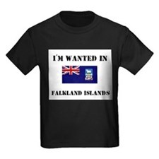 I'm Wanted In Falkland Islands T