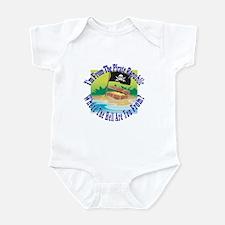 Pirate Republic Infant Bodysuit