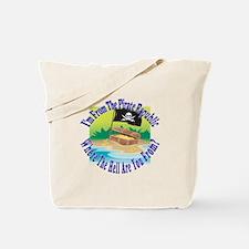 Pirate Republic Tote Bag
