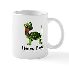 pet turtle Mug