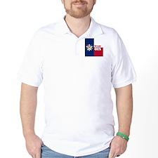 Texas Flag Eastern Star T-Shirt