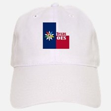 Texas Flag Eastern Star Baseball Baseball Cap