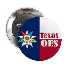 "Texas Flag Eastern Star 2.25"" Button (10 pack"