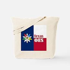 Texas Flag Eastern Star Tote Bag