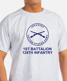1-128th Infantry <BR>Shirt 60