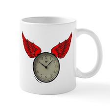 TIME FLIES Mug