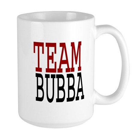 TEAM BUBBA Large Mug