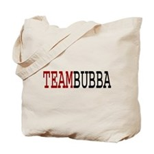 TEAM BUBBA Tote Bag