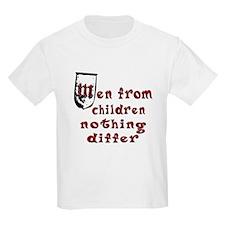 Men are Children T-Shirt