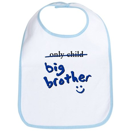 Only Child / Big Brother Bib