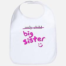only Child / Big Sister Bib