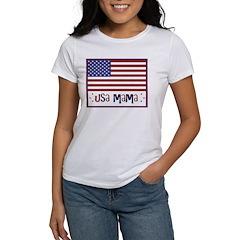 USA Mama Tee