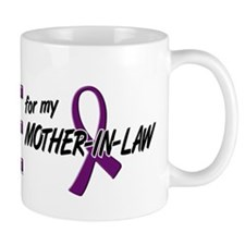 I Wear Purple For My Mother-In-Law 10 Mug