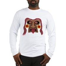 Old Man Inca Long Sleeve T-Shirt