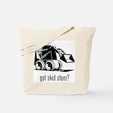 Skid Steer Tote Bag