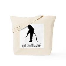 Sandblaster Tote Bag