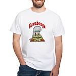 Kawabonga White T-Shirt