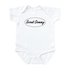 Sweet Sammy Infant Bodysuit
