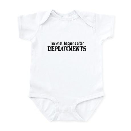 After Deployments Infant Bodysuit