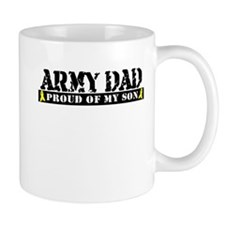 Army Dad Coffee Mug