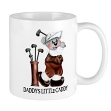 DADDY'S LITTLE CADDY Small Small Mug