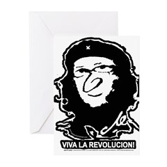 Viva La Revolucion Products Greeting Cards (Pk of