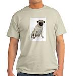 Fawn Pug Light T-Shirt