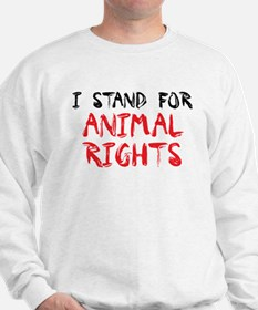 Animal rights Sweatshirt