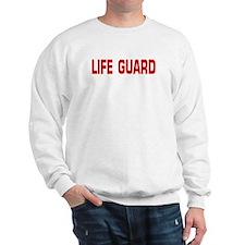 Cute Lifeguard Sweatshirt