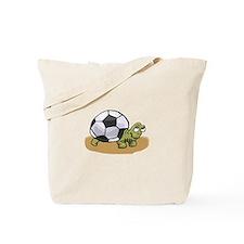 Unique Baby soccer Tote Bag