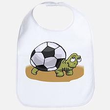 Cute Childrens soccer Bib