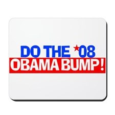 Obama Bump Mousepad