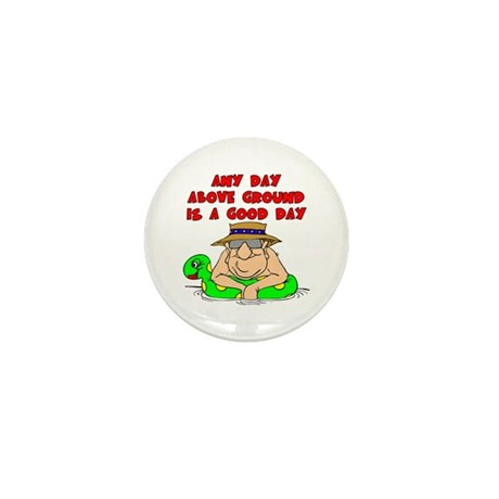 Above Ground Mini Button (10 pack)