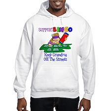 Support Bingo Hoodie