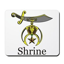 Shrine Mousepad