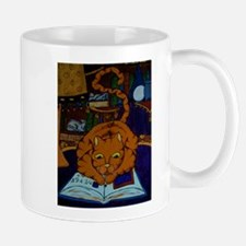 The Wizard's Cat Mug