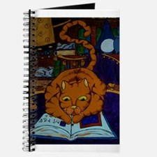 The Wizard's Cat Journal