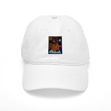 The Wizard's Cat Baseball Cap