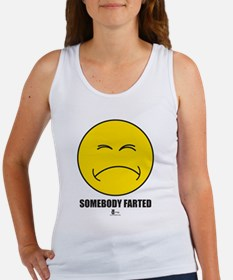 Somebody Farted Women's Tank Top