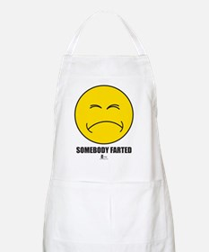 Somebody Farted BBQ Apron
