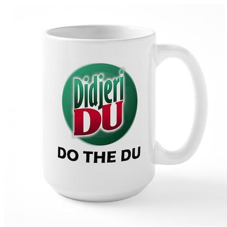 DU Large Mug