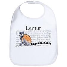 Lemur Bib