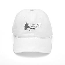 I Fly Fish Baseball Cap