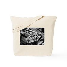 Gone Fishing Tote Bag