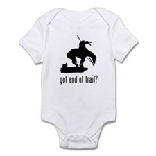End of Trail Infant Bodysuit