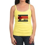 Clinton 2012 Jr. Spaghetti Tank Top